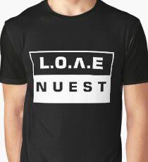Nüstern - Liebe Grafik T-Shirt