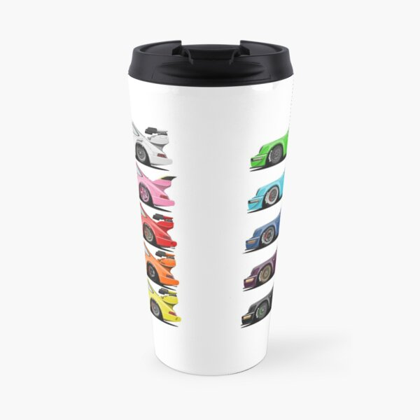 rainbow RWB Travel Mug