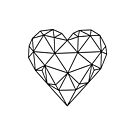 Triangle Heart by cynoba
