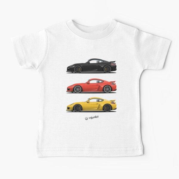 race reptiles Baby T-Shirt