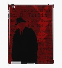 The List iPad Case/Skin