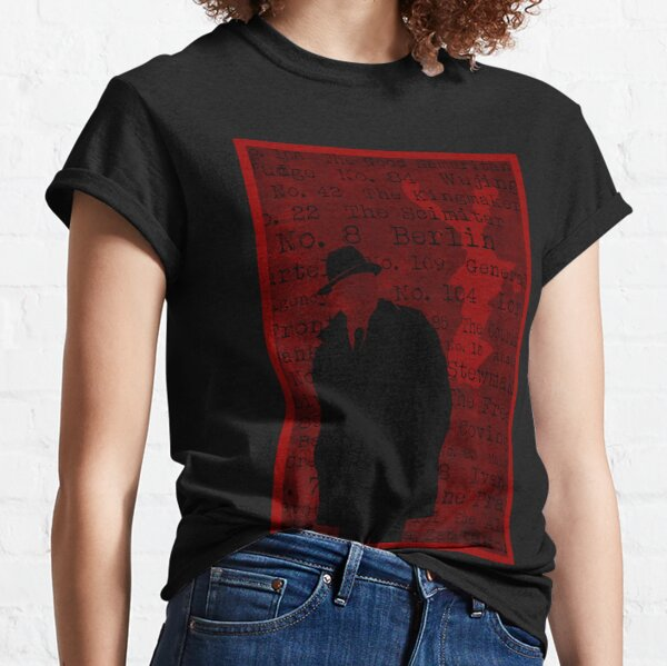 La lista Camiseta clásica