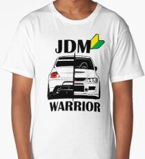 JDM Warrior #1 Long T-Shirt