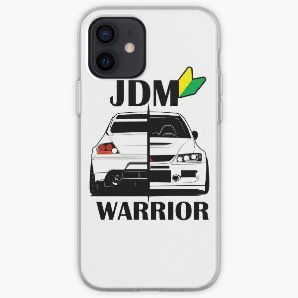 JDM Warrior # 1 Coque souple iPhone