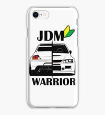 JDM Warrior #1 iPhone Case/Skin