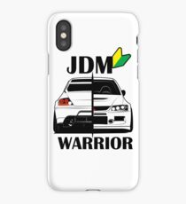 JDM Warrior #1 iPhone Case/Skin