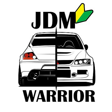 JDM Warrior #1 by icemanmsc