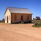 Churches of the Outback, Silverton, NSW by Christine Smith