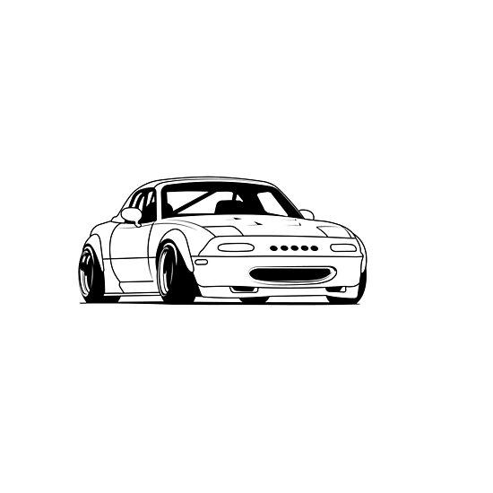 Mazda Miata by icemanmsc