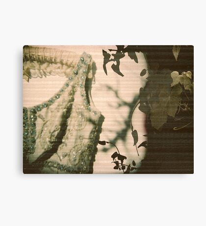 Entangled. Canvas Print
