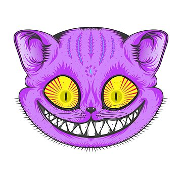 Cheshire Cat by newimagedepot