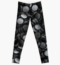 Hockey Pucks Leggings