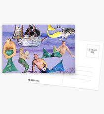 colage Postcards