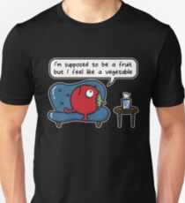 Tomato > Supposed Fruit > Vegetable Feeling > Sofa & Wipes Therapy  Unisex T-Shirt