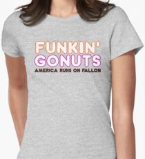 Funkin' Gonuts Women's Fitted T-Shirt