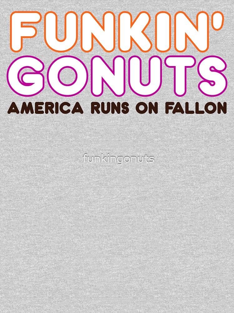 TShirtGifter presents: Funkin' Gonuts | Unisex T-Shirt