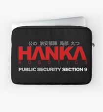 Ghost In The Shell - Hanka Robotics Laptop Sleeve