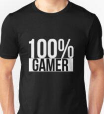 100% Gamer T-Shirt