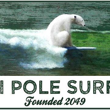 North Pole Surf Club by mairundmair