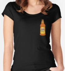 XXXX Gold - The Milton Mango Women's Fitted Scoop T-Shirt