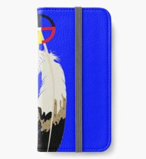 Deeds Well Done iPhone Wallet/Case/Skin