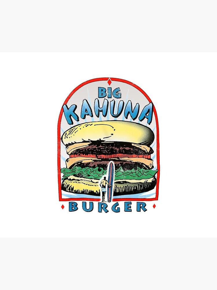 Tarantino  - Big Kahuna Burger by UnconArt