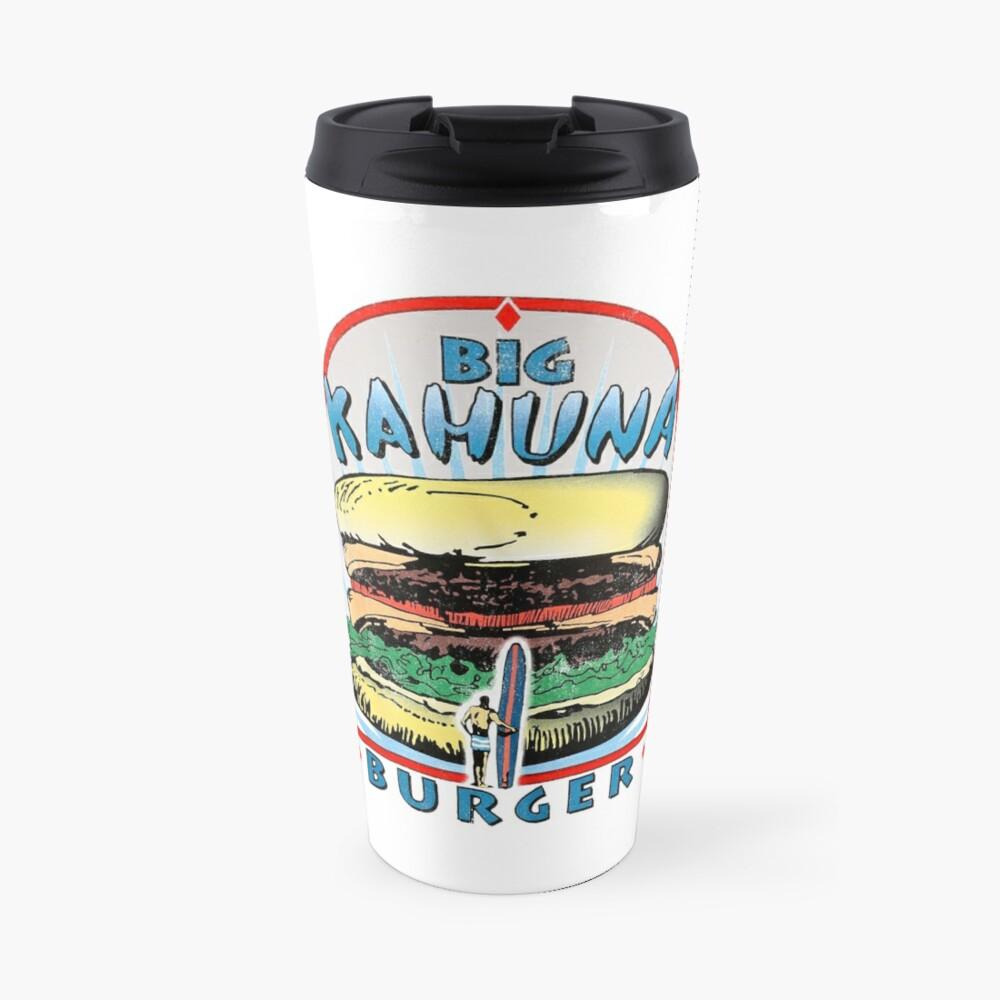 Tarantino  - Big Kahuna Burger Travel Mug