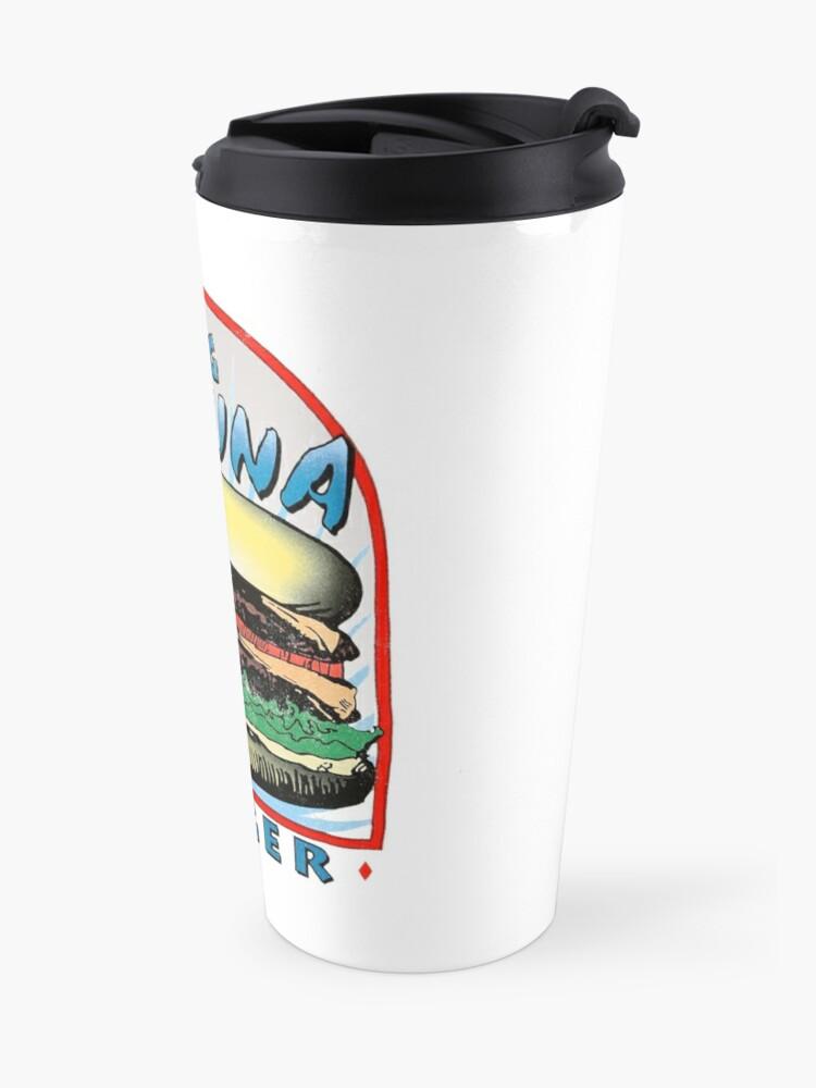 Alternate view of Tarantino  - Big Kahuna Burger Travel Mug