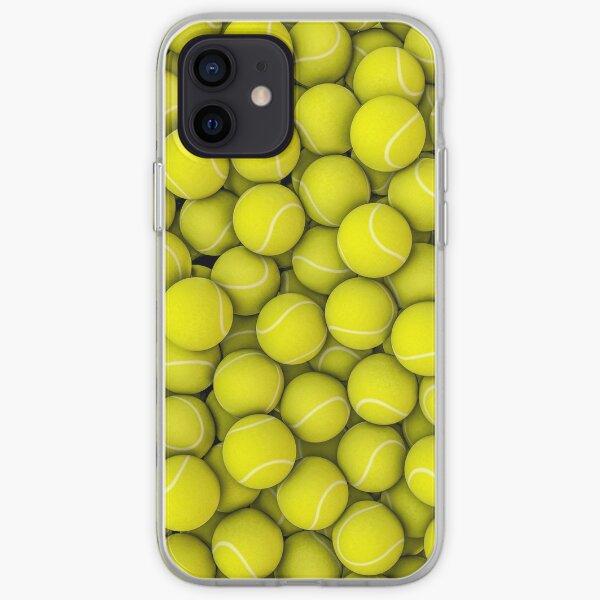 Pelotas de tenis Funda blanda para iPhone