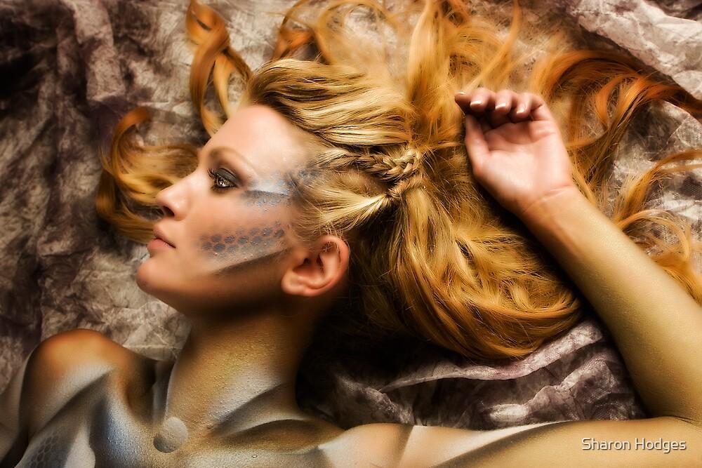 """Golden Girl"" by Sharon Hodges"