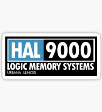2001 - HAL Sticker