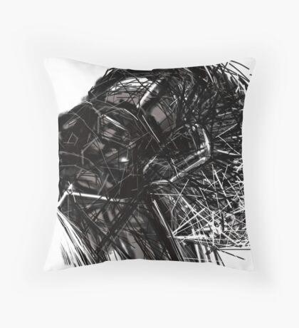 Apollo ii Throw Pillow