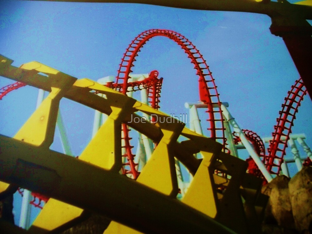 Rollercoaster by Joe Dudhill