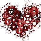 « Muse the handler heart » par clad63