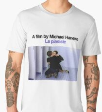 LA PIANISTE // MICHAEL HANEKE Men's Premium T-Shirt