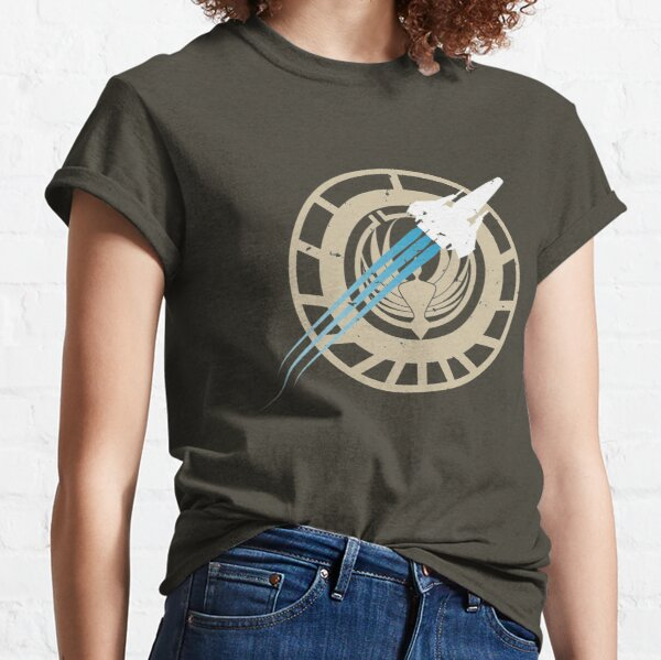 Battlestar Galactica - Viper Classic T-Shirt