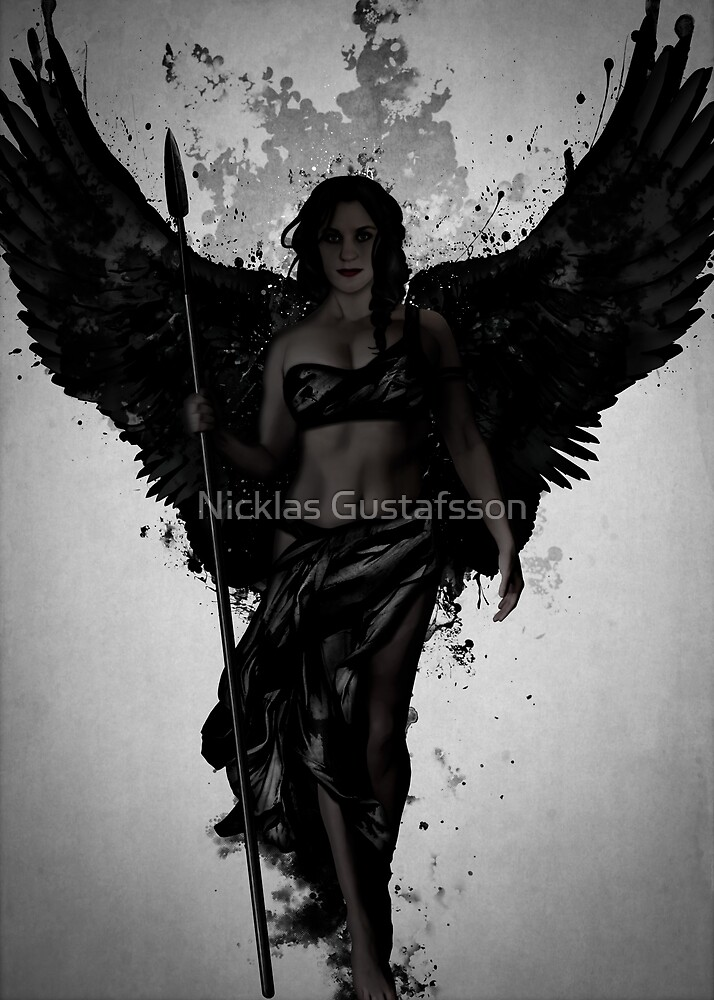 Dark Valkyrja by Nicklas Gustafsson