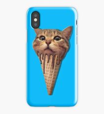 Creamy Kitty iPhone Case/Skin
