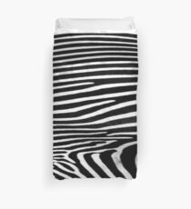 Animal Stripes Duvet Cover