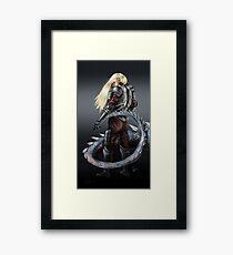 Rhaenys Targaryen Framed Print