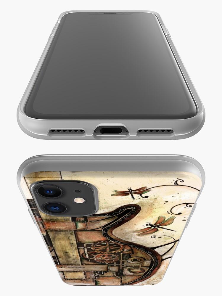Alternative Ansicht von Während meine Gitarre sanft weint iPhone-Hülle & Cover