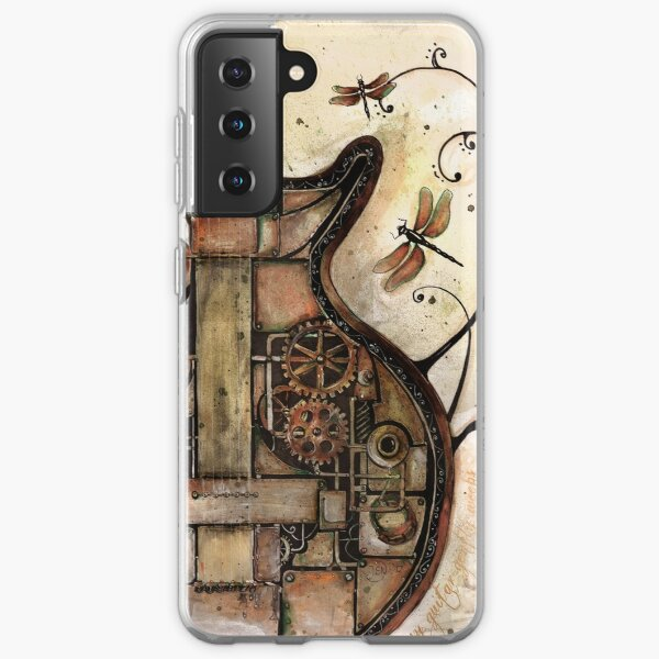 While my guitar gently weeps Samsung Galaxy Soft Case