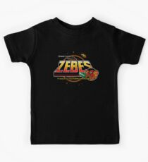 Greetings from Zebes! Kids Clothes