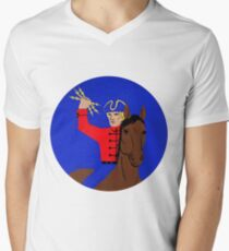 Lightning Man with Horse T-Shirt