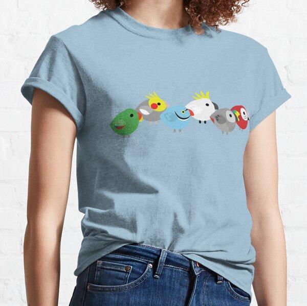 BIRBS - Medium & Big Squad Classic T-Shirt