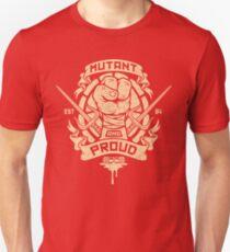 Mutant and Proud! (Raph) Unisex T-Shirt