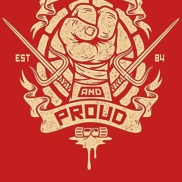 Mutant and Proud! (Raph) by Brandon89