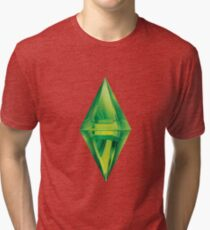 Sims Diamond Tri-blend T-Shirt