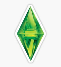 Sims Diamond Sticker