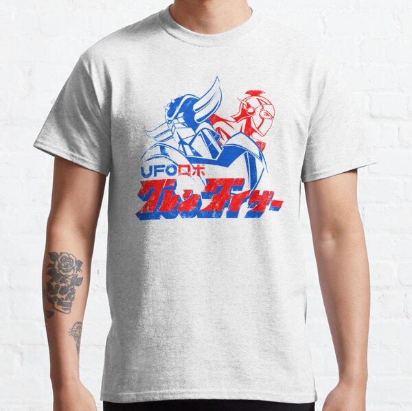 123b Grendizer Fleed Classic T-Shirt
